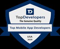 Top Mobile app developer - USA - 2020 Mobylogix