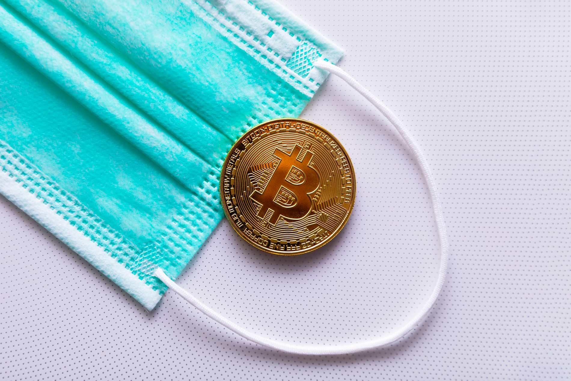 Covid 19 Bitcoin